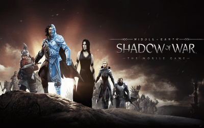 News: Middle-Earth: Shadow of War: The Mobile Game Announcement