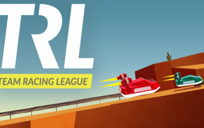 News: Team Racing League Rolls onto Steam August 11th