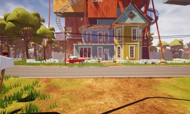 Review: Hello Neighbor