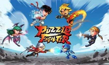 News: Capcom Announces Puzzle Fighter for Mobile