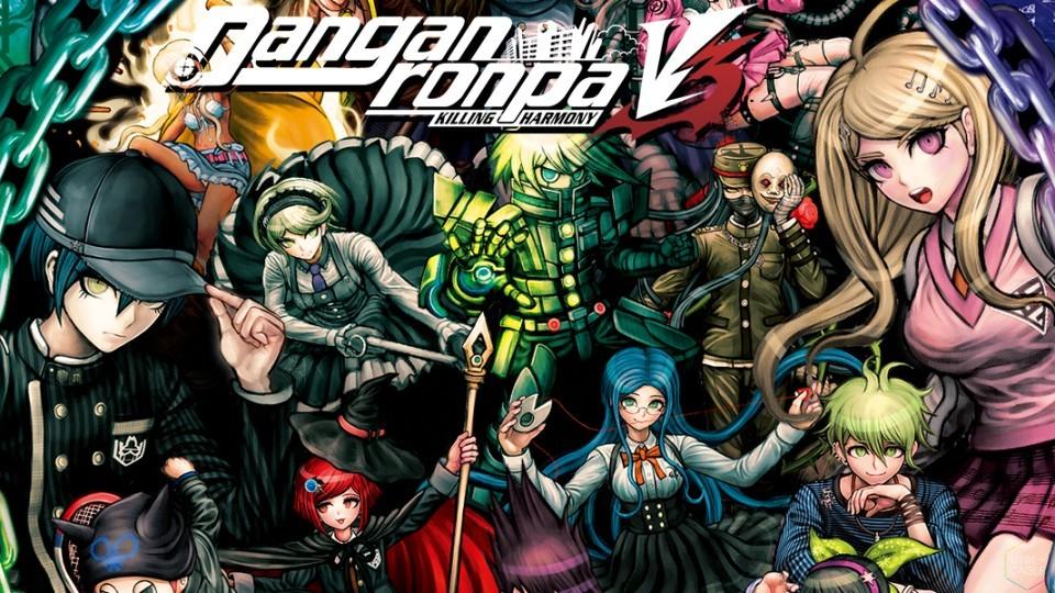 Review: Danganronpa V3: Killing Harmony