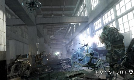 News: Ironsight Announced for North America and Europe