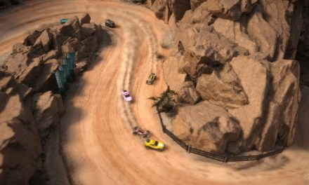 News: Battle Cars Content Available Now in Mantis Burn Racing