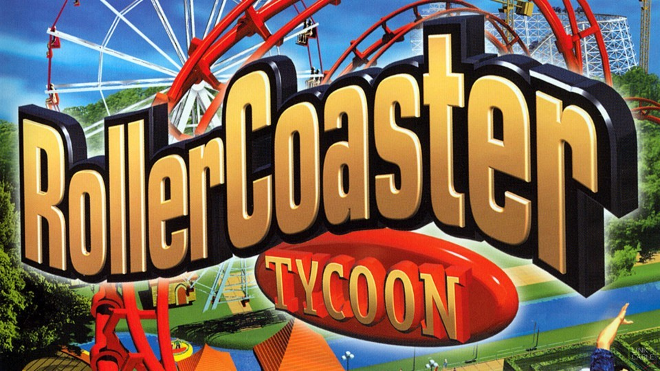 Retro Review: RollerCoaster Tycoon