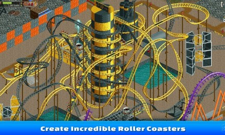 News: RollerCoaster Tycoon Classic Available Now on Steam