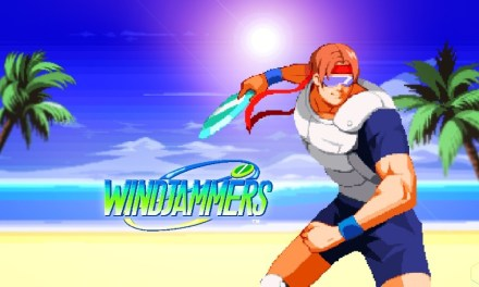 Review: Windjammers