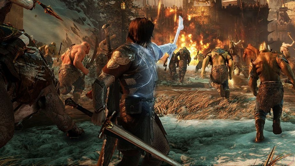 News: Middle-Earth: Shadow of War Available Now