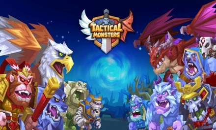 News: Tactical Monsters Rumble Arena Gets a New Trailer