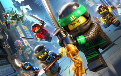 Review: The Lego Ninjago Movie Video Game