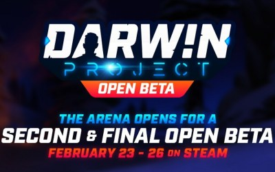News: Final Open Beta for Darwin Project This Weekend