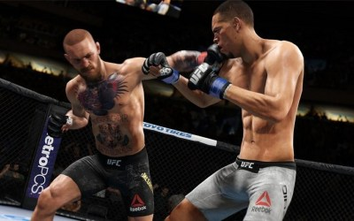 News: EA Release EA Sports UFC 3
