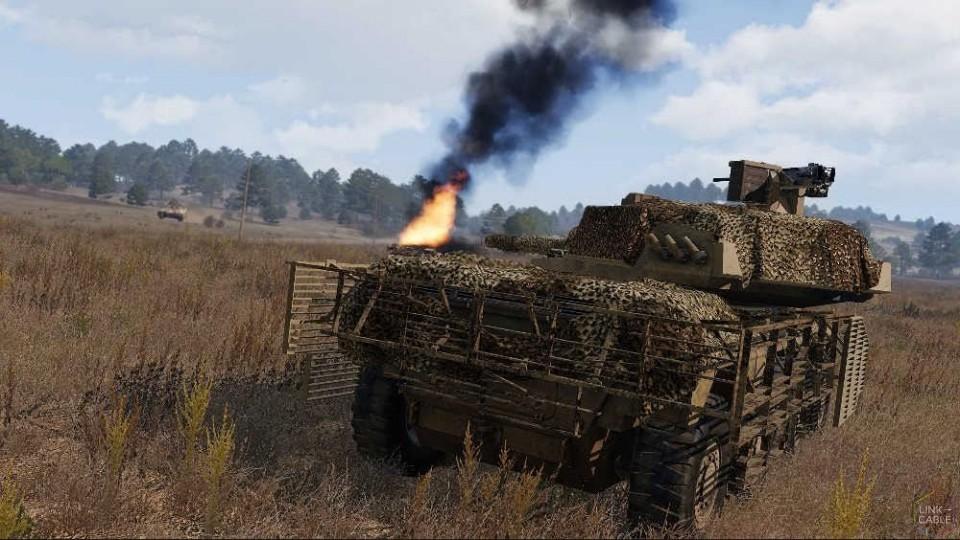 News: Arma III Tanks DLC Out April 11th