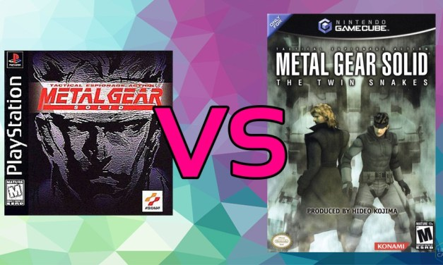 LC Loves: Metal Gear Solid VS. Metal Gear Solid: The Twin Snakes