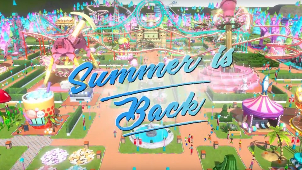 News: Summer Update Live for RollerCoaster Tycoon Touch