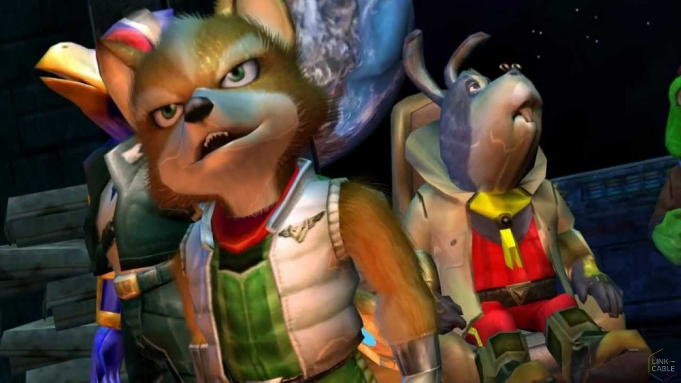 LC Loves: How Nintendo Can Bring Back Star Fox   Link-Cable