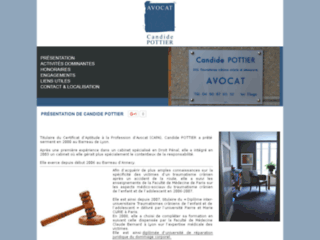 avocat-pottier.com