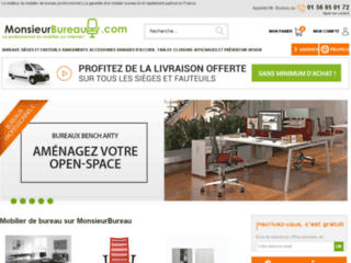 monsieurbureau.com