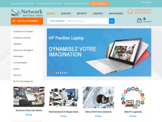 networkservice.ma