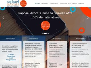 raphael-avocats.com