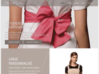 reliance-textiles.com