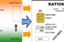 Link Aadhaar Card and Ration Card