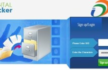 Create Digital Locker Account