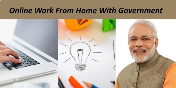 Enjoyable Work From Home Online With Government And Earn Up To Ten Thousand Largest Home Design Picture Inspirations Pitcheantrous