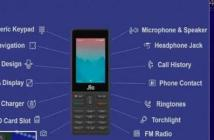 Jio 4g free smart phone
