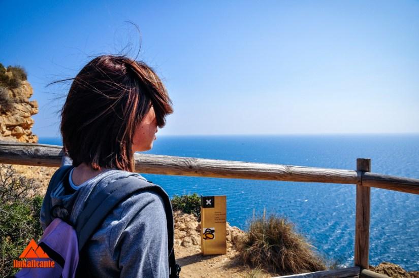 Serra Gelada Viewpoint - Faro Albir