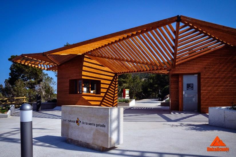 Route Faro Albir - Sierra Helada
