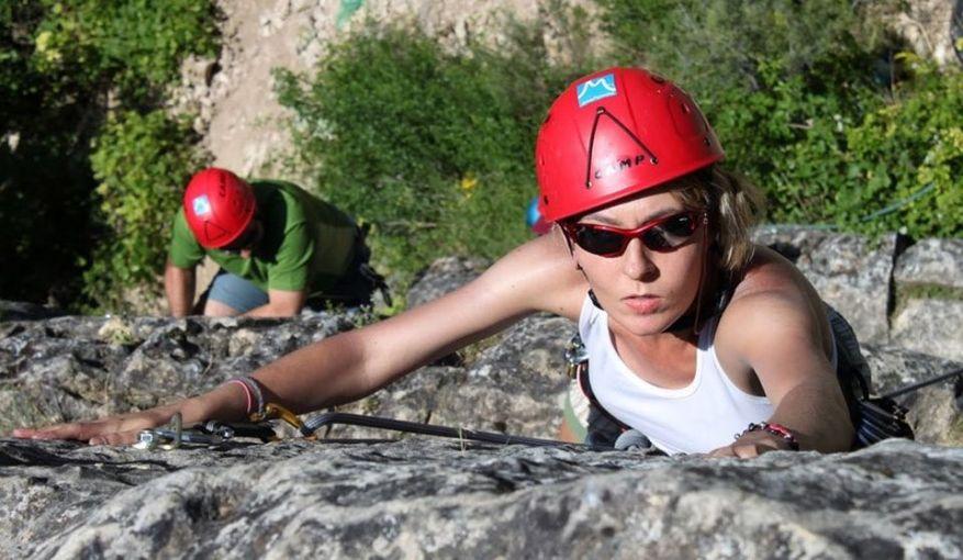 escalada madrid aventura
