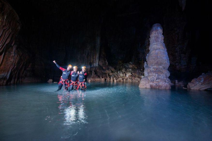 cueva marina mallorca espeleologia regalo experiencia