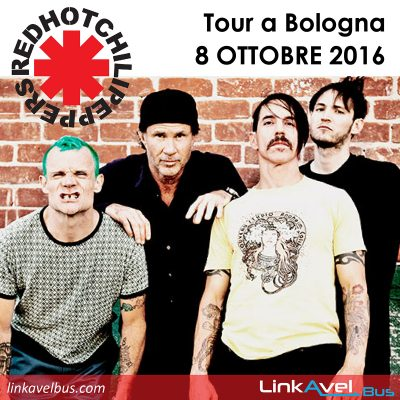 Post Red Hot Chili Peppers. Concerto a Bologna Settembre 2016