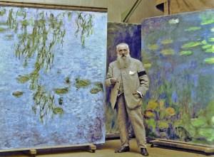 Mostra di Monet a Roma 2018