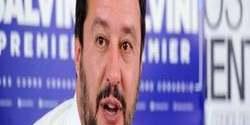 Salvini su migranti: 40.000 respinti, Macron taccia