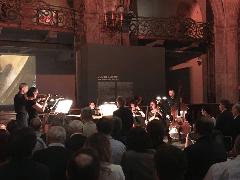 Fabio Bonizzoni e La Risonanza - Esibizione a Palazzo Zevallos 2