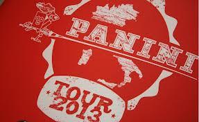 Panini Tour 2013