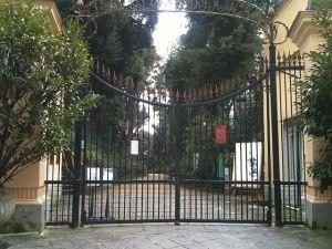 Villa Floridiana, via Cimarosa