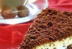 foto crostata torroncino e cioccolato