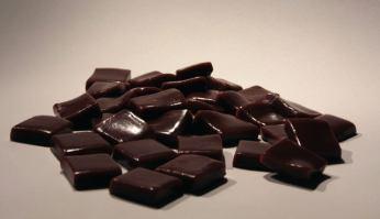foto ricetta caramelle al cioccolato