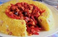 foto ricetta ciambella di riso e tonno