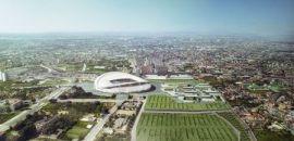 Il Progetto della IDIS del nuovo stadio di Ponticelli