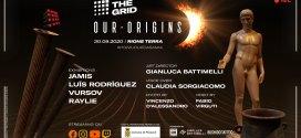 Our Origins: dal Rione Terra 6 ore di musica con dj di fama internazionale