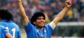 Diego Armando Maradona: un fenomeno inimitabile