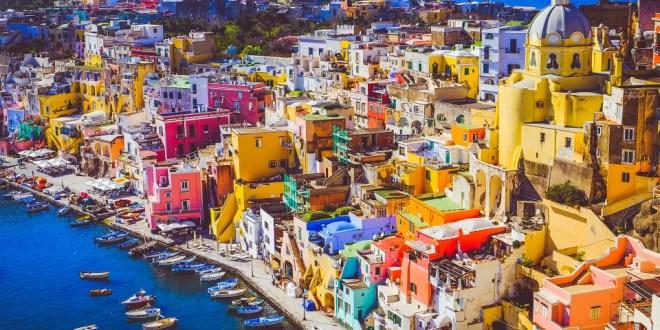 La piccola isola colorata batte tutti allo sprint