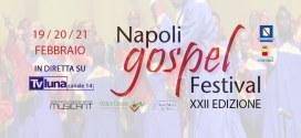 Weekend musicale con il Napoli Gospel Festival 2021