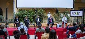 Napoli: presentato nella corte di FOQUS il libro Che Fine Hanno Fatto I Bambini