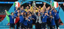L'Italia vince EURO 2020 ai rigori