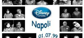 Il 4 ottobre ha chiuso definitivamente il negozio storico della Disney a Napoli