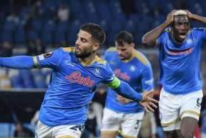 Il Napoli torna a splendere in Europa League